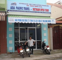 Vietnam Opentour - Office in Danang